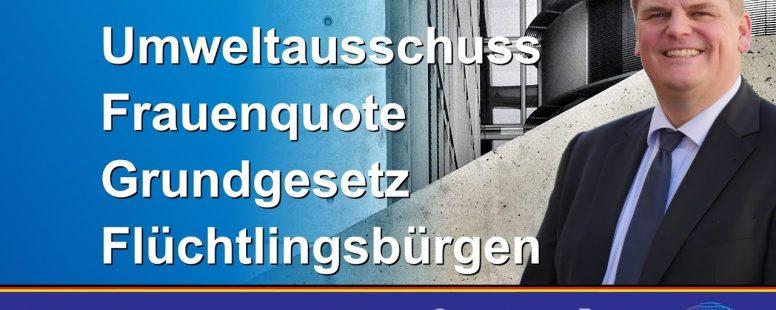 Neues Video: Krafts Woche 22 – Bericht aus dem Deutschen Bundestag