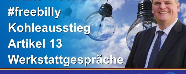 Neues Video: Krafts Woche 21 – Bericht aus dem Deutschen Bundestag