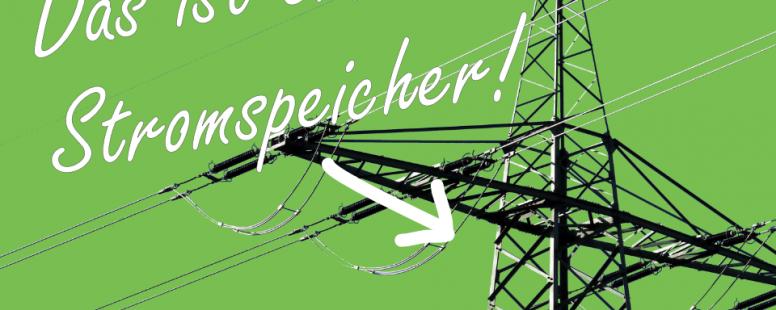Grüne Wissenschaft: Strom im Netz speichern