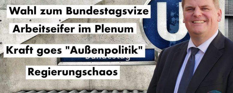 Neues Video: Krafts Woche 25 – Bericht aus dem Bundestag