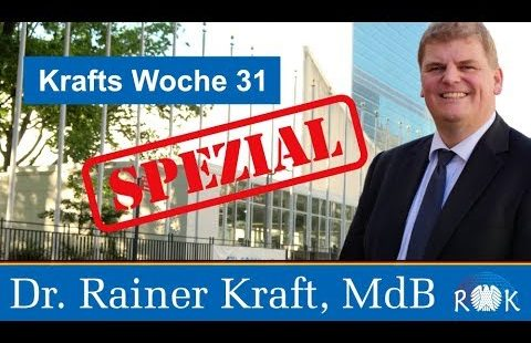 Video: Rainer Kraft berichtet vom High Level Political Forum in New York. 1. Teil