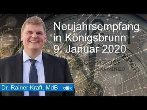 Rainer Kraft: Die Forderungen der CSU aus ihrer Winterklausur sind verlogen und heuchlerisch.