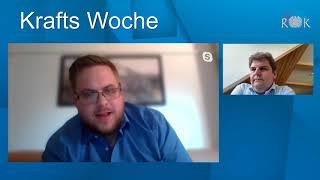 3. Corona Talk mit Dr. Rainer Kraft