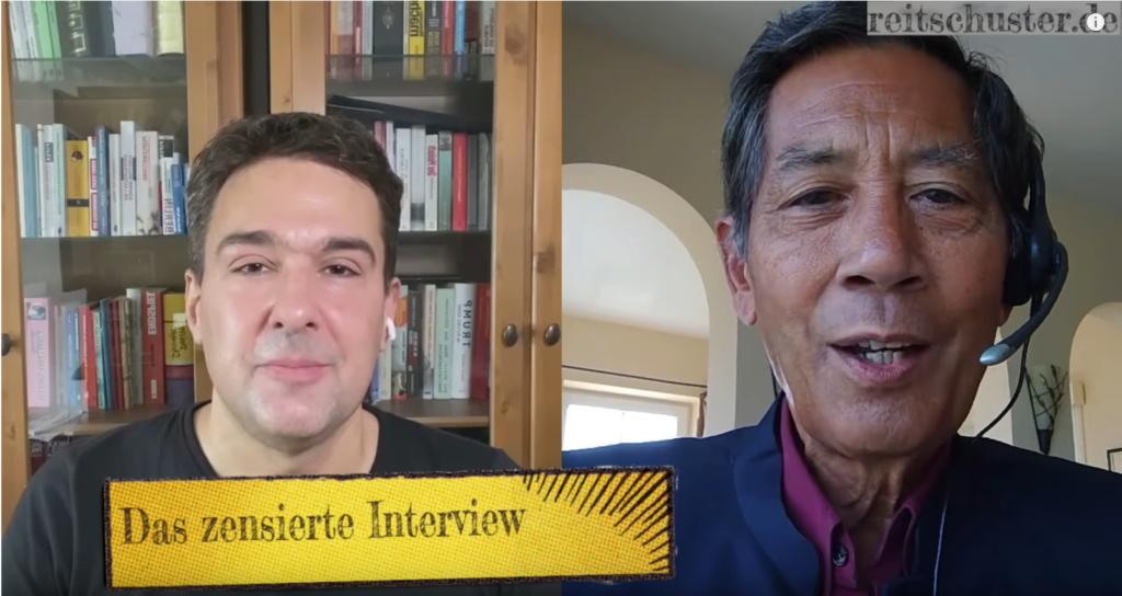 Interview mit Boris Reitschuster und Prof. Sucharit Bhakdi