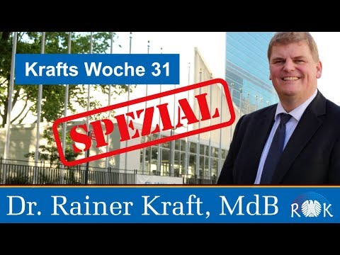 Krafts Woche Spezial: 1. Bericht vom High Level Political Forum in New York